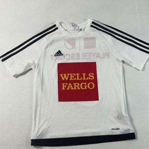 ADIDAS KIDS SHORT SLEEVE JERSEY SHIRT